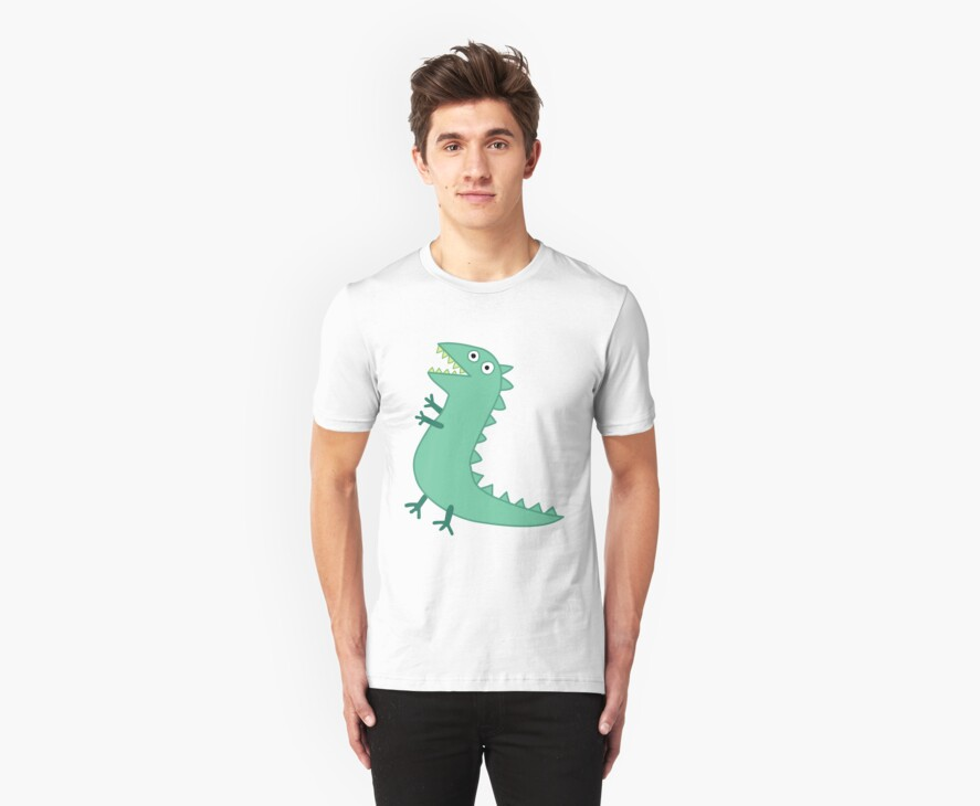 Mr Dinosaur by Jeremy B