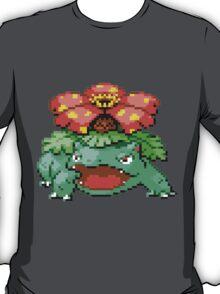 Pixel Venusaur T-Shirt