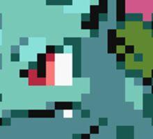 Pixel Ivysaur Sticker