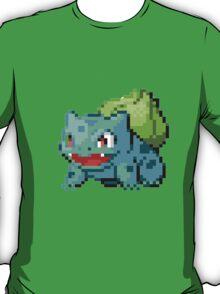 Pixel Bulbasaur T-Shirt