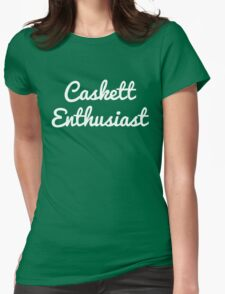 Caskett Enthusiast Womens Fitted T-Shirt