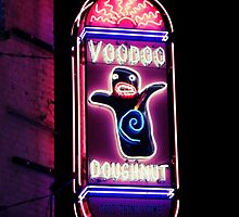 Voodoo Doughnut by kchase