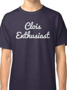 Clois Enthusiast Classic T-Shirt
