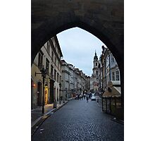 Old Town Prague Photographic Print