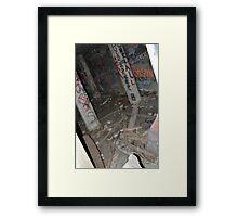 Urban Art Framed Print