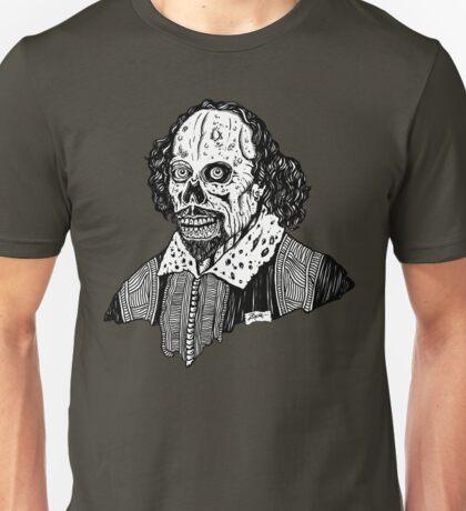 Zombie Bard Unisex T-Shirt