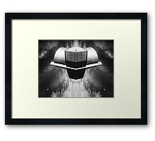 Emergent Framed Print