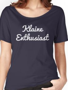 Klaine Enthusiast Women's Relaxed Fit T-Shirt