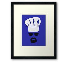 Heisenberg Cook Framed Print