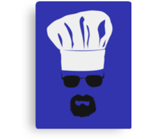 Heisenberg Cook Canvas Print