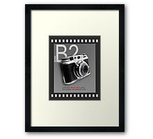 Bolsey 35mm Camera Ad Framed Print
