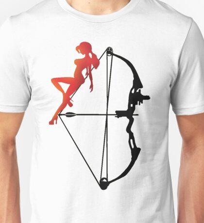 ARCHERY-SEXY COMPOUND Unisex T-Shirt