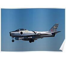 Sabre - Avalon Airshow 2013 Poster