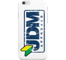 JDM Approved BLUE iPhone Case/Skin