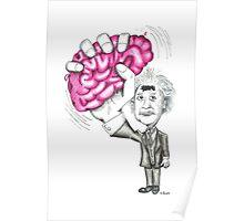 Brain Wave Poster