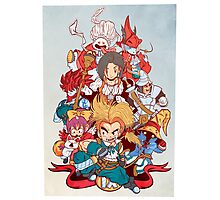 Fantasy Quest IX Photographic Print