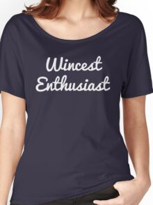 Wincest Enthusiast Women's Relaxed Fit T-Shirt