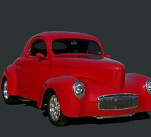 1940 Willys Hot Rod by TeeMack