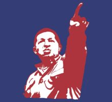 Hugo Chavez by Tim Topping