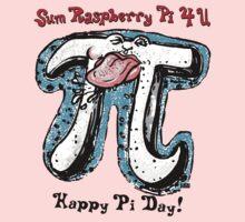 Sum Raspberry Pi 4 U One Piece - Long Sleeve