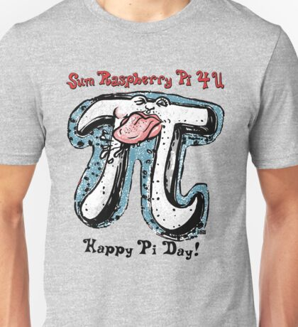 Sum Raspberry Pi 4 U Unisex T-Shirt