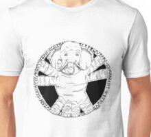 Vitruvian Elephant Unisex T-Shirt
