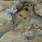 Magnolias by dorina costras