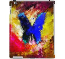 butterfly splash iPad Case/Skin