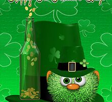 Happy St Pat`s Day by LoneAngel