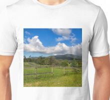 Rural View in Queensland Unisex T-Shirt