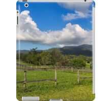 Rural View in Queensland iPad Case/Skin