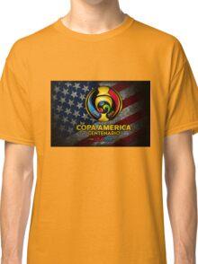 Conmebol Fifa Copa America Centenario, Usa 2016 Flag Classic T-Shirt