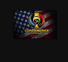Conmebol Fifa Copa America Centenario, Usa 2016 Flag T-Shirt