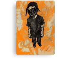 Ant Boy Canvas Print