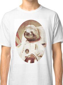 slothstronaut Classic T-Shirt