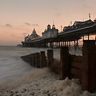 Pier and long exposure by jamesdt