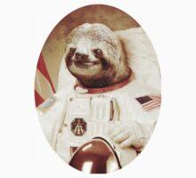 slothstronaut by ninjafish1995