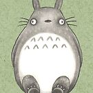 Totoro by Sophie Corrigan