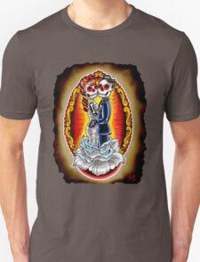 Wedding De Los Muertos T-Shirt