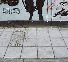 UK Streetart by E underscore A