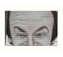 Streetart Art Print