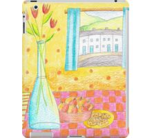 Tulips and Apples iPad Case/Skin