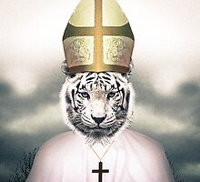 TIGER POPE by LOOKAGRAPH