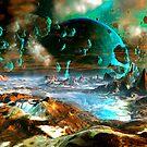 When Worlds Collide by SpinningAngel