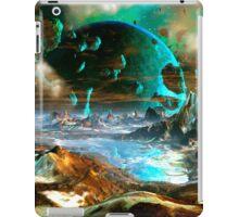 When Worlds Collide iPad Case/Skin