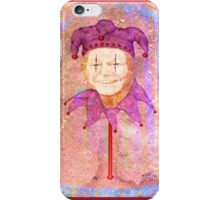 Jesters Puppet iPhone Case/Skin