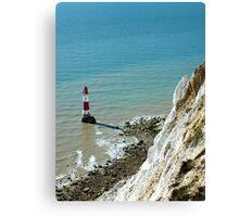 Beachy Head Lighthouse, East Sussex Canvas Print
