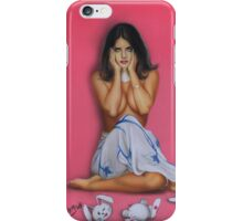 Broken rabbits iPhone Case/Skin
