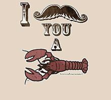 I Moustache You a Crustacean T-Shirt