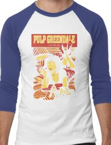 Pulp Greendale Men's Baseball ¾ T-Shirt